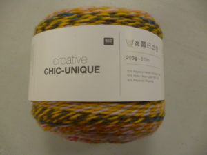 Creative Chic-Unique N°006 de Rico Design Coloris Multicolore