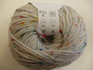Essentials Mega Wool Tweed chunky N°01 de Rico Design