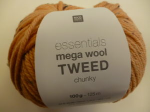 Essentials Mega Wool Tweed chunky N°03 de Rico Design