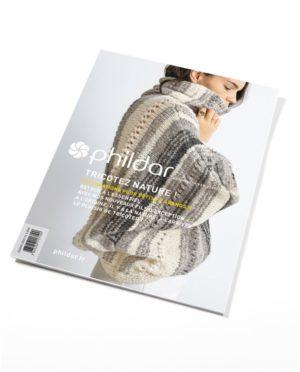 Phildar N°709 «Tricotez Nature !» Automne-Hiver 2020/21