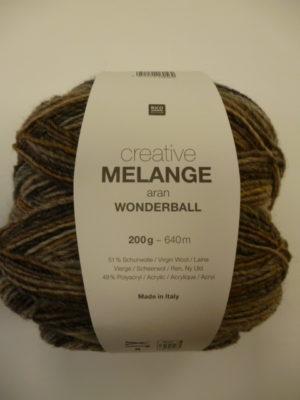 Creative Melange Wonderball N°01 de Rico Design Automne-Hiver 2020/21