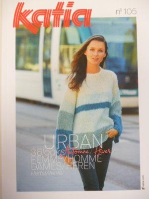 Katia URBAN N°105 Femme-Homme Automne-Hiver 2020/21
