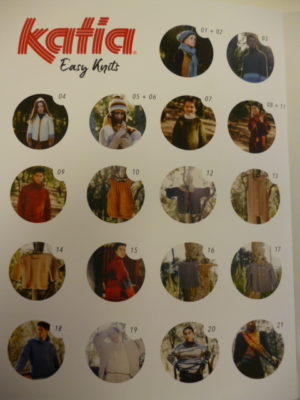 Katia Easy Knits N°9 Automne-Hiver 2020/21