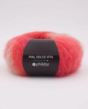 PHIL Dolce Vita de Phildar coloris Berlingot Nouveauté 2020/21