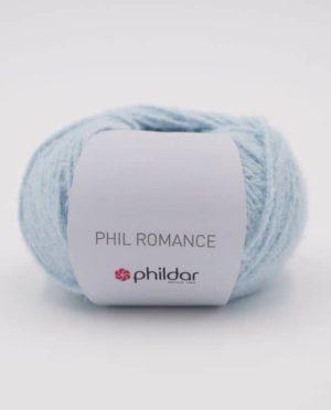 PHIL Romance de Phildar coloris Glacier Nouveauté 2020/21