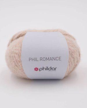PHIL Romance de Phildar coloris Gazelle Nouveauté 2020/21