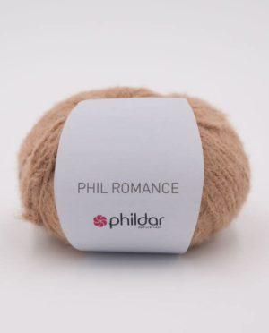 PHIL Romance de Phildar coloris CAPPUCCINO Nouveauté 2020/21