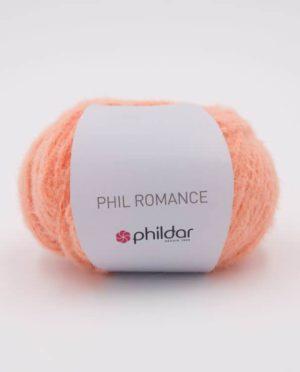 PHIL Romance de Phildar coloris Pamplemousse Nouveauté 2020/21
