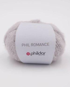PHIL Romance de Phildar coloris Givre Nouveauté 2020/21