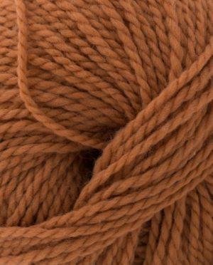 PHIL ECOLAINE de Phildar coloris Noisette 100% Laine Biologique