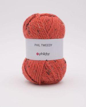 PHIL TWEEDY de Phildar coloris Blush Nouveauté 2020/21