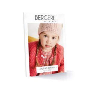 Mag. N°37 «Enfant-Rentrée» de Bergère de France pour de 1 à 12 Ans