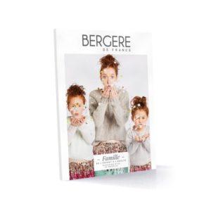 Mag. N°38 «Famille» de Bergère de France 1 look pour toute la Famille