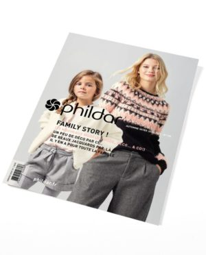 Phildar N°195 «Family Story» – Automne-Hiver 2020/21