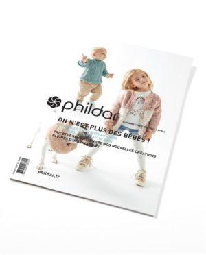 Phildar N°704 «On est plus des bébés» Automne-Hiver 2020/21