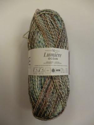 Lumière de Bergère de France coloris 10653 Océan Nouveauté 2021