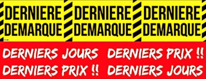Dernier Jour de la DERNIÈRE DÉMARQUE !!