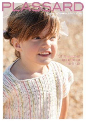 Plassard N°165 – Layette-Enfant Printemps-Été 2021