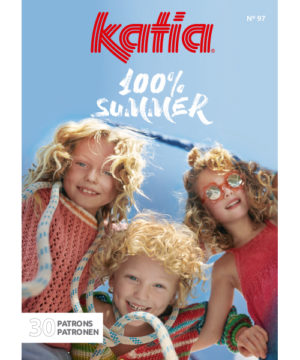 Katia Enfants N°97 Printemps-été 2021 – 30 Modèles
