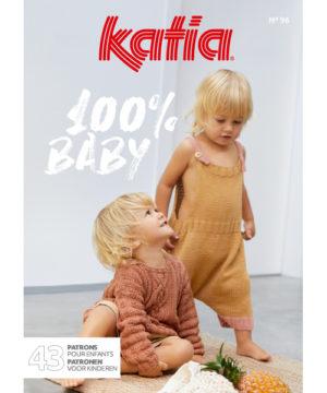 Katia Layette N°96 – Printemps-été 2021 – 43 Créations pour Bébé