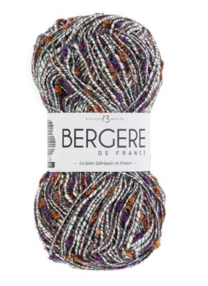 Festive de Bergère de France coloris 10649 Violet Orange Nouveauté 2021