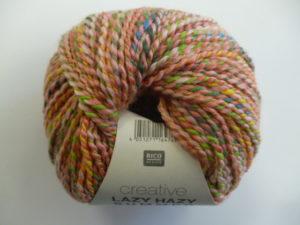 Créative Lazy Hazy Summer Cotton N°011 Flamant Rose de RICO DESIGN