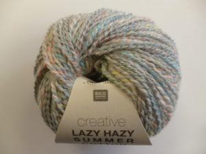 Créative Lazy Hazy Summer Cotton N°014 Patine de RICO DESIGN