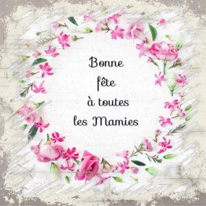 Bonne Fête à toutes les Mamies !!! A Minuit c'est Fini …