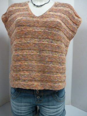 pull en Créative Lazy Hazy Summer Cotton de RICO DESIGN