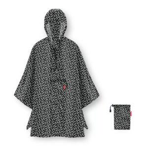 Mini Maxi Poncho «Signature Black» Reisenthel