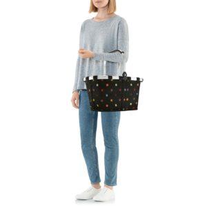 Carrybag «Le Panier» Reisenthel Coloris Dots