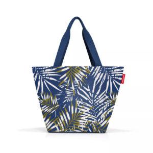 Shopper M «Jungle Space Blue» Reisenthel