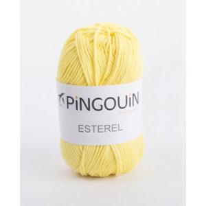 ESTEREL de Pingouin 100% Coton Coloris Soleil