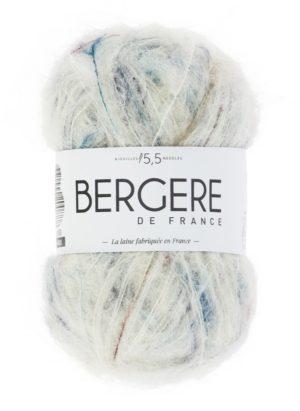 Alpaga Mohair de Bergère de France Astro Bleu 10638