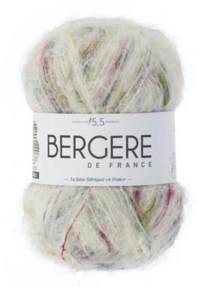 Alpaga Mohair de Bergère de France Astro Prune 10641