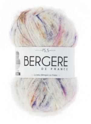 Alpaga Mohair de Bergère de France Astro Rose 10636
