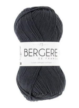 100% Coton Bio de Bergère de France Noir 10681