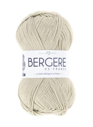 100% Coton Bio de Bergère de France Sable 10660