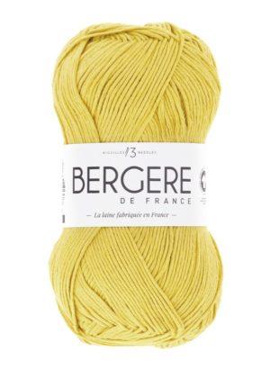 100% Coton Bio de Bergère de France Safran 10662