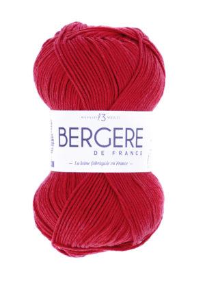 100% Coton Bio de Bergère de France Vermeille 10666