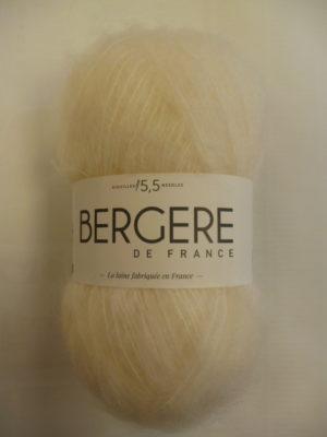 Alpaga Mohair de Bergère de France Ecru 10714