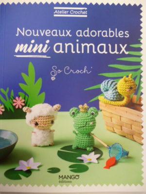 Nouveaux adorables «Mini animaux» So Croch' chez Mango