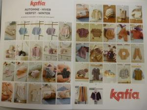 Katia Layette N°98 Automne-Hiver 2021/22 – 42 Modèles pour Bébé