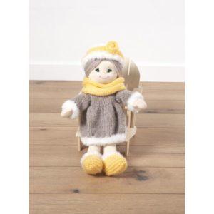 Kit à tricoter poupée Lina Nuance de Bergère de France 2021/22