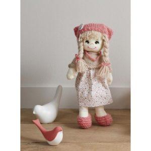 Kit à tricoter poupée Lina Liberty de Bergère de France 2021/22