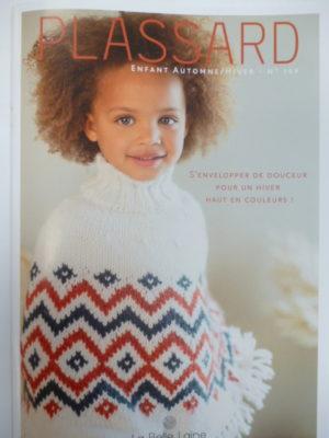Plassard N°169 – Catalogue-Enfant Automne-Hiver 2021/22 – 28 Modèles