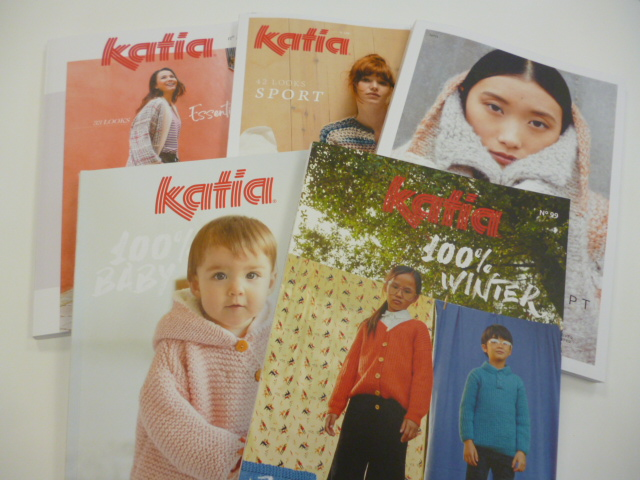 You are currently viewing Les Catalogues KATIA Automne-Hiver 2021/22