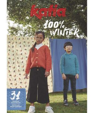 Katia Enfants N°99 Automne-Hiver 2021/22 – 32 Modèles